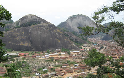 Idanre Hills, Melting Pot of Nature and Tradition.
